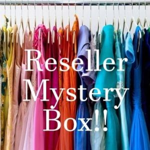 Other - Women's Reseller Mystery Box Clothing + Jewelry